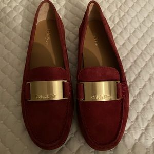 Calvin Klein Loafers - Size 9